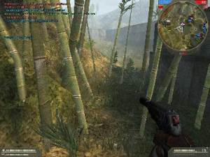 Believe it or not, but this is an obstacle in Battlefield 2.