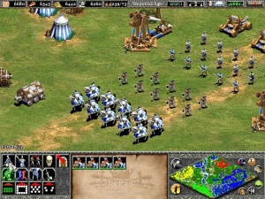 Age of Empires 2. Man, this game gave so many fond memories. Like that time when I ... no. But there was that time when I ... no. Man, I don't think it was so awesome anymOH! now I remember, there was that time when I played against the AI on easy mode. Man, I was like playing cat and mouse with it, playing with it's life, letting it recover and so then I could beat it again. Good times.