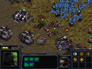 Aahhh, starcraft. A game so well known and well regarded that it's still selling after more than ten years on the market.... well, that speaks a lot more about the competition than it does about the game's quality doesn't it?