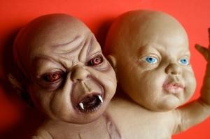Good & Evil Babies