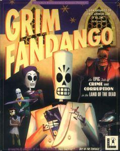 Grim Fandango Boxart